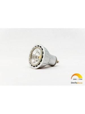 Vintage LedLight Vintage ledlight 0049 led gu10 Dim 2 Warm