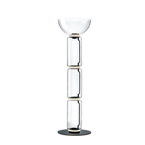 Flos Noctambule High Cylinders + Bowl vloerlamp