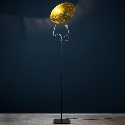 Catellani & Smith Luce d' Oro F vloerlamp