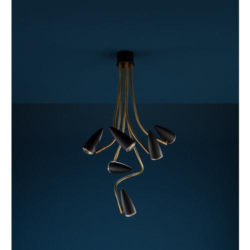 Catellani & Smith CicloItalia Flex C6 plafondlamp