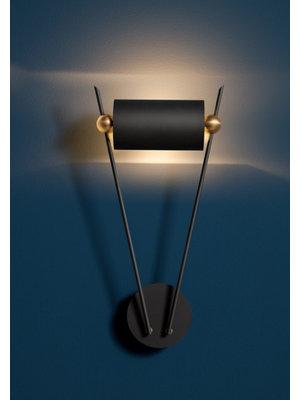 Catellani & Smith VI. W wandlamp