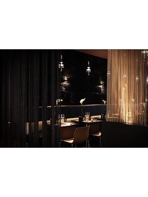TossB design verlichting Tibo  Covered wandlamp