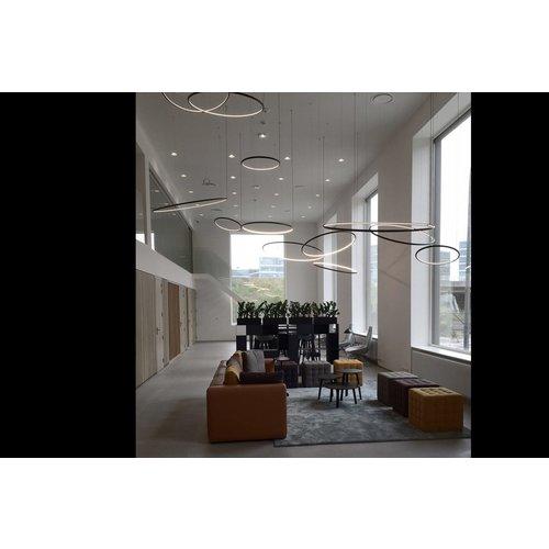 TossB design verlichting Hoola 140 dimmable hanglamp