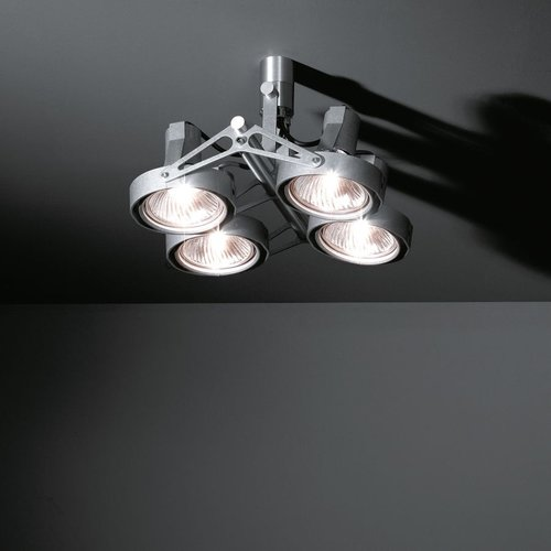 Modular Nomad 4x PAR30 plafondlamp