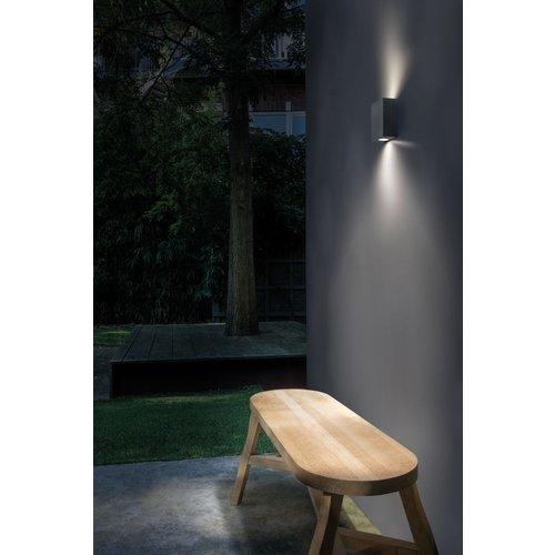 Modular Sulfer outdoor wandlamp
