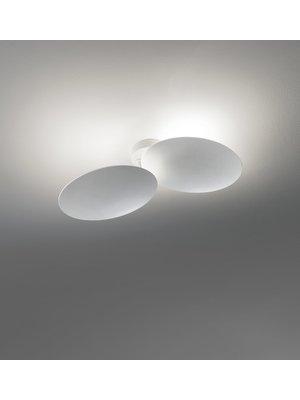 Lodes Puzzle Round Double wandlamp