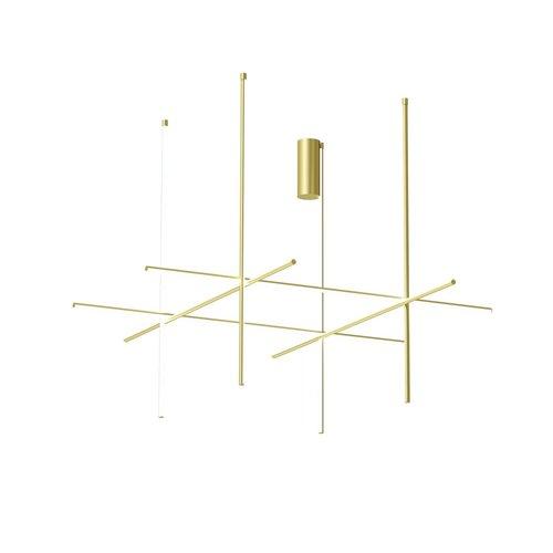 Flos Coordinates C4 Long plafondlamp