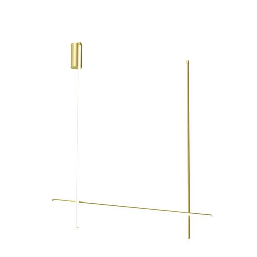 Flos Coordinates C2 Long plafondlamp