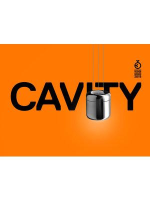 Serien Cavity hanglamp. L