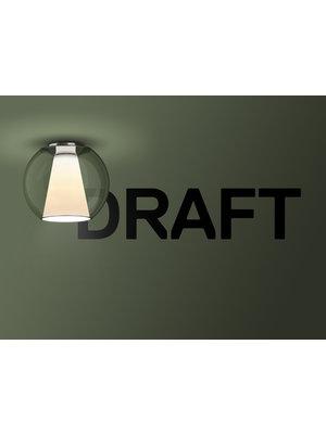 Serien Draf plafondlamp. M