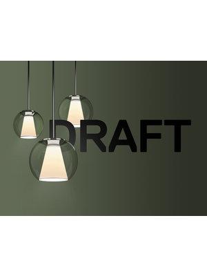 Serien Draft hanglamp. Tube M