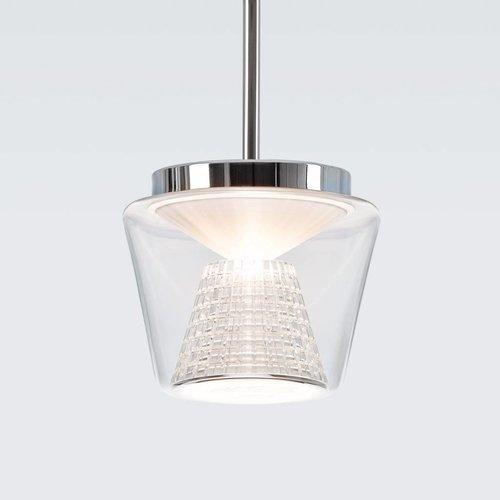 Serien Annex hanglamp. Helder/Kristal.  Large
