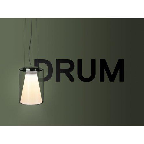 Serien Drum hanglamp Tube. S