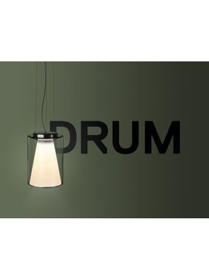 Serien Drum hanglamp Tube. M