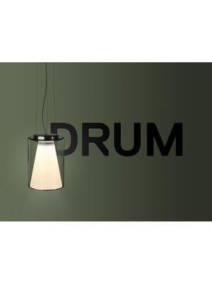 Serien Drum hanglamp Rope. M