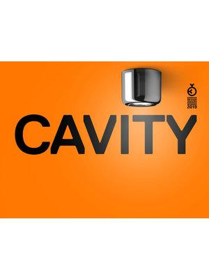 Serien Cavity plafondlamp. L