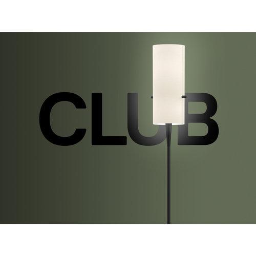 Serien Club vloerlamp