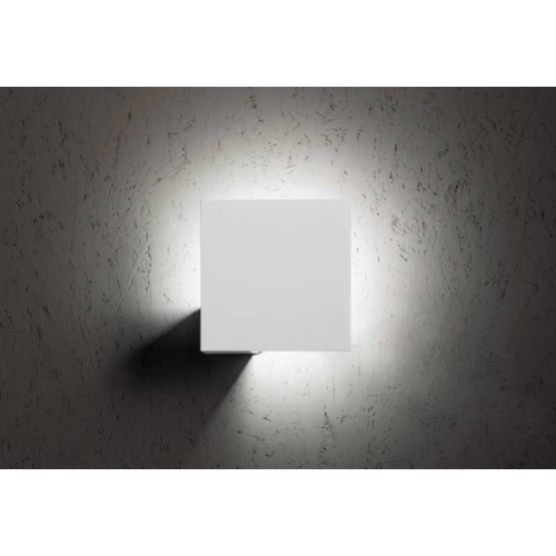 Lodes Puzzle single square wand/plafondlamp