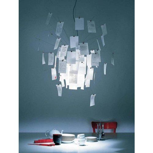 Ingo Maurer Zettel'z 6 hanglamp