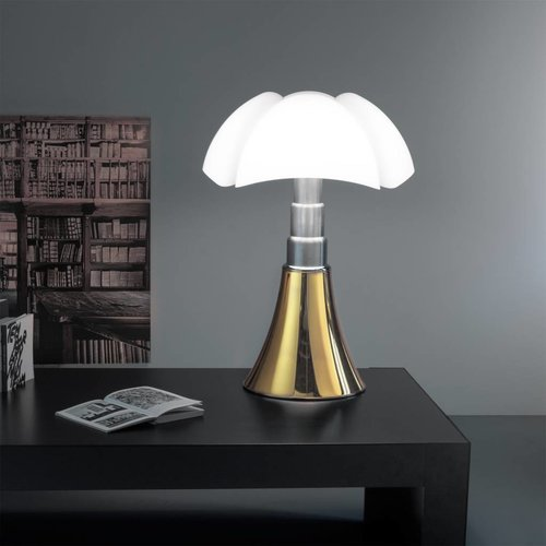 Martinelli Luce Pipistrello Gold Plated 24K tafellamp