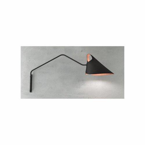 Jacco Maris Mrs.Q Coated Steel wandlamp