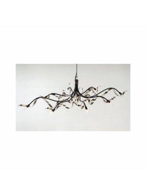 Jacco Maris Ruban Plié Ovaal 8 hanglamp