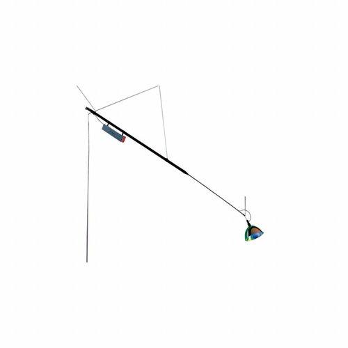 Ingo Maurer Max. Mover  wand/plafondlamp