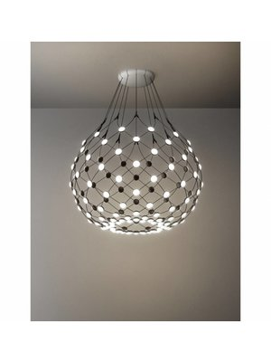 Luceplan Mesh D86NPI hanglamp