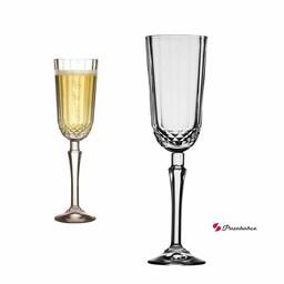 Paşabahçe Champagneglazen, 3-DELIGE SET
