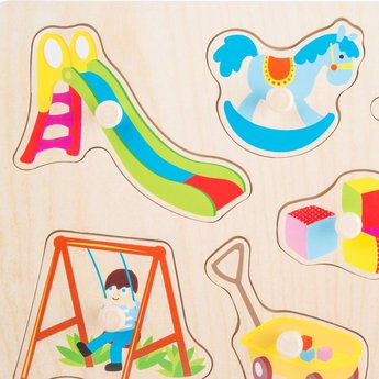 """Small Foot Puzzel """"Toys"""""""