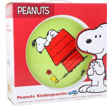 Small Foot Kinderservies Snoopy Peanuts, 5-delige set