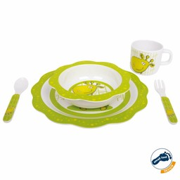 Small Foot Kinderservies Gissmo, 5-delige set