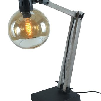 ZONS DESIGN Tafellamp LOFT GLASS