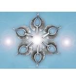 Engel hanger - echt zilver