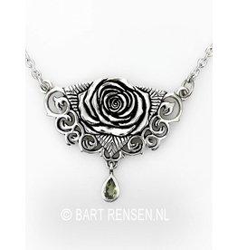 Mystic Rose pendant