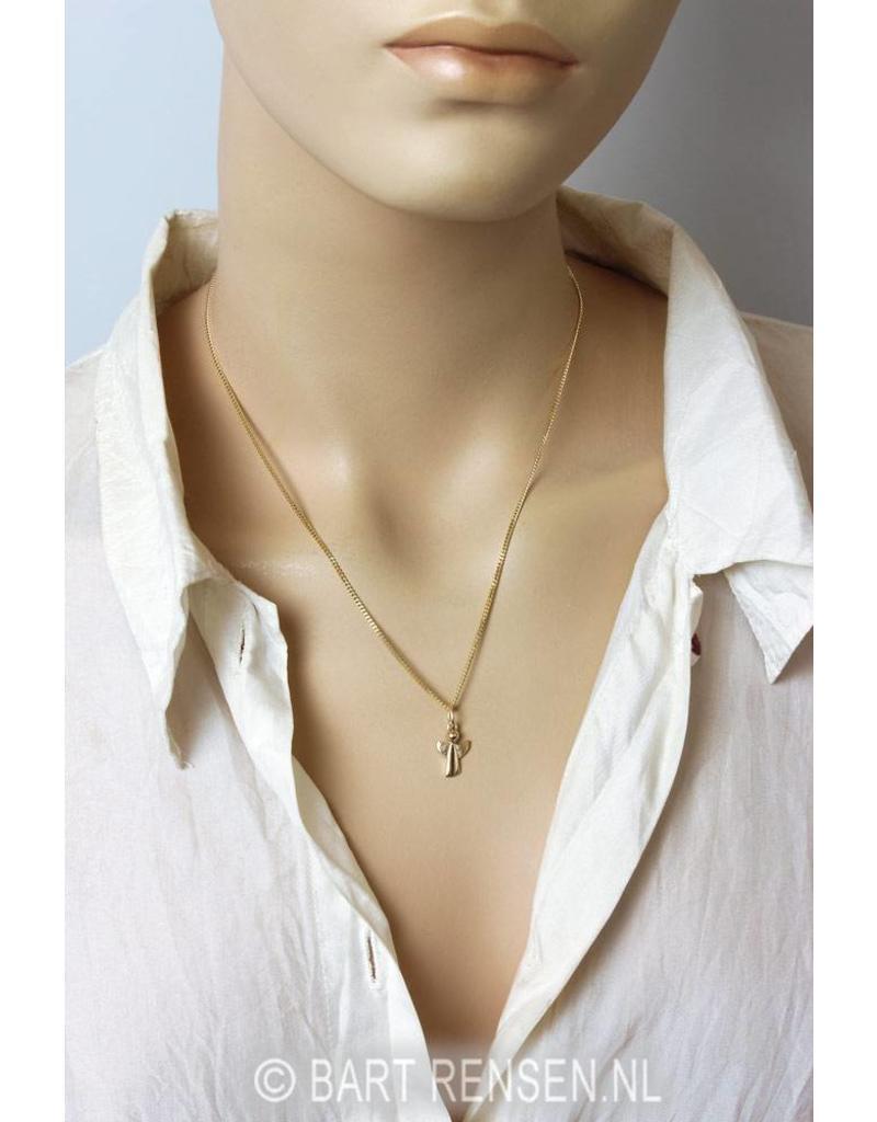 Engel hangertje - 14 krt goud