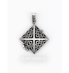 Celtic Medallion - Silver -