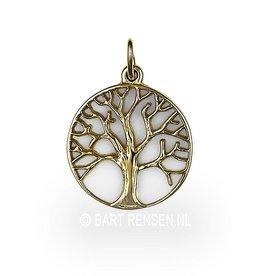Golden Tree of life pendant