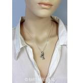 Pegasus pendant - sterling silver