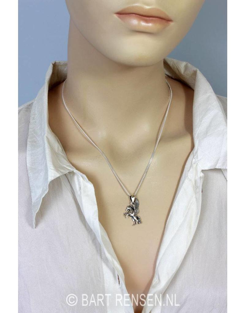 Pegasus hanger - echt zilver