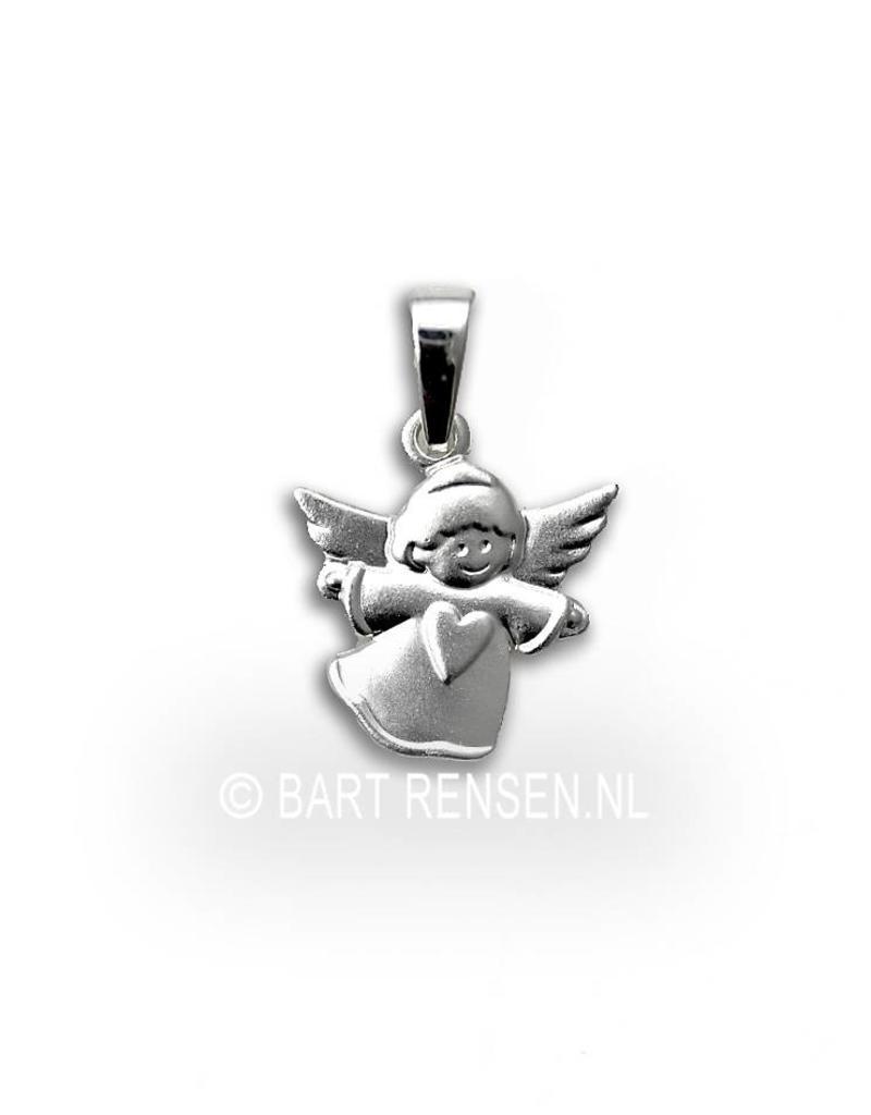 Engel hangertje - echt zilver