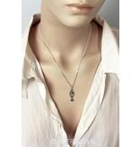 Tumi pendant - sterling  silver