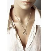 Mitsu Domo hanger - echt zilver