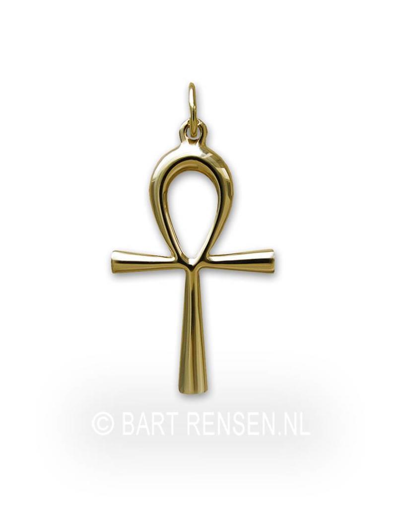 Ankh pendant - 14 crt gold
