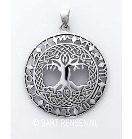 Tree of life Constellation pendant