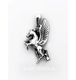Zilveren Pegasus hanger