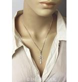 Orthodoxe Kruis hanger  - echt zilver