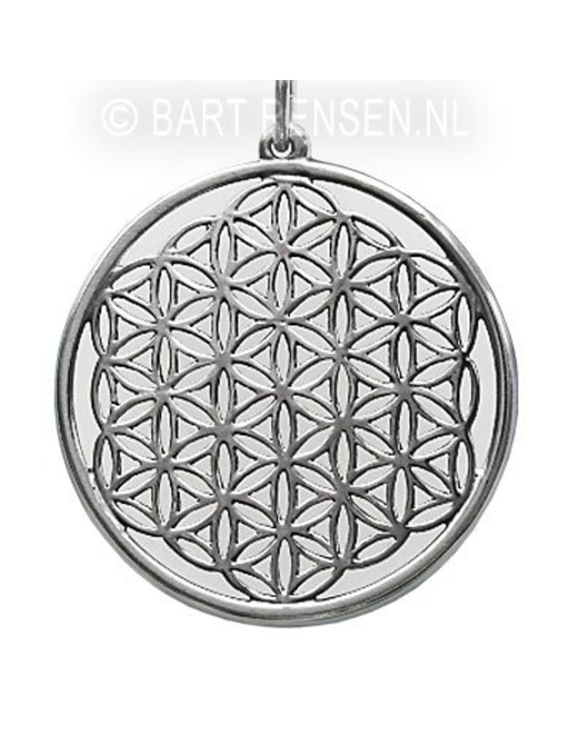 Flower of Life hanger - echt zilver
