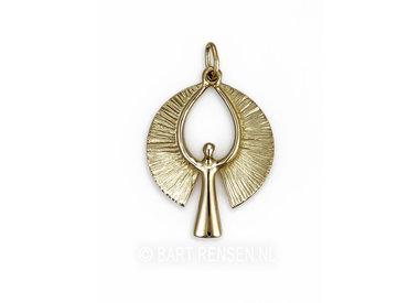 Gouden Engel hangers