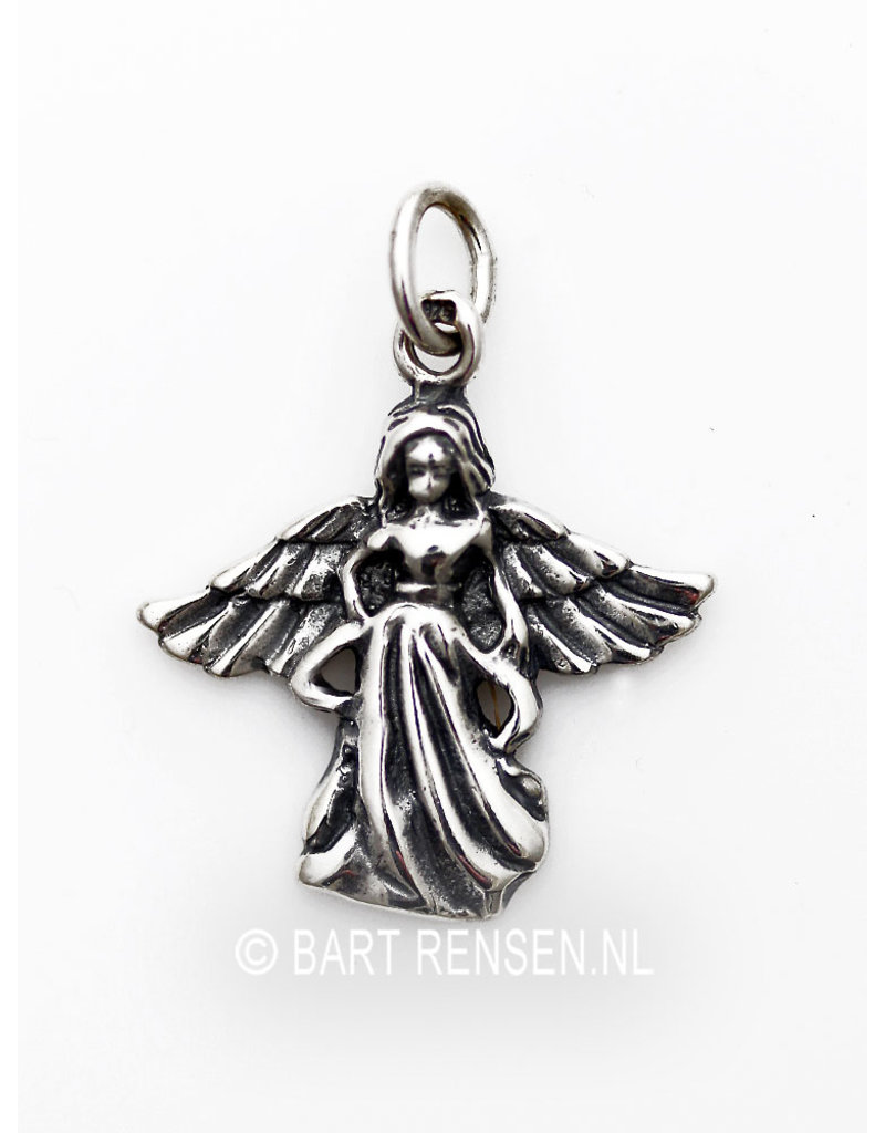Angel pendant - sterlingl silver